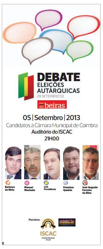 debate beiras