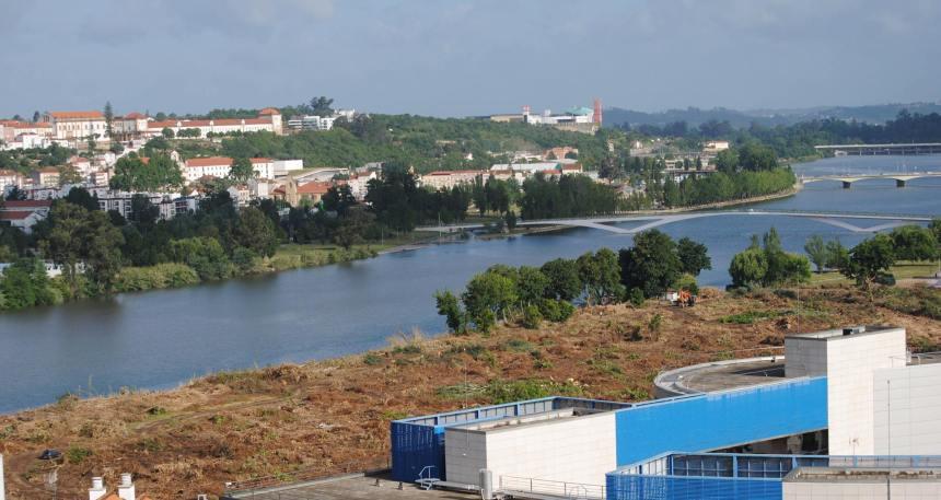 Alargar o Parque Verde da Cidade