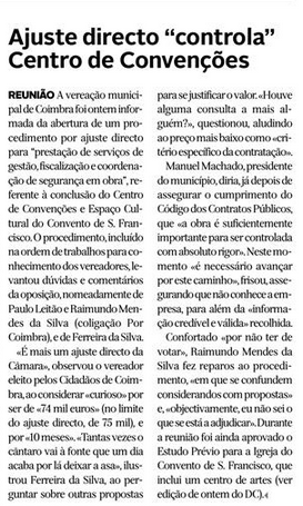 Diário de Coimbra 22-07-2014