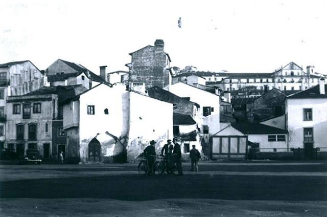 Coimbra - Terreiro da Erva