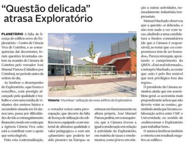 Diário de Coimbra, 31 de Março de 2015