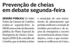 Diário de Coimbra, 11 de Abril de 2015