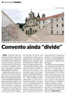 Diário As Beiras, 26 de Maio de 2015