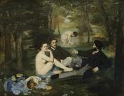 """""""Le déjeuner sur l'herbe"""", Edouard Manet"""